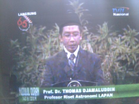 Ceramah Nuzulul Quran di Istana Negara