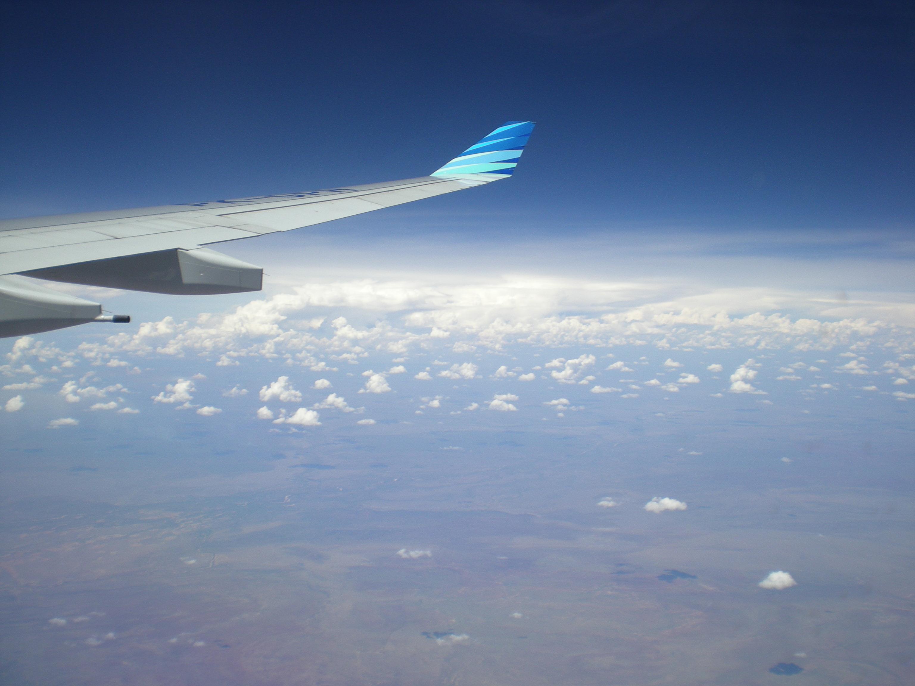 74+ Gambar Awan Di Pesawat Terbaik