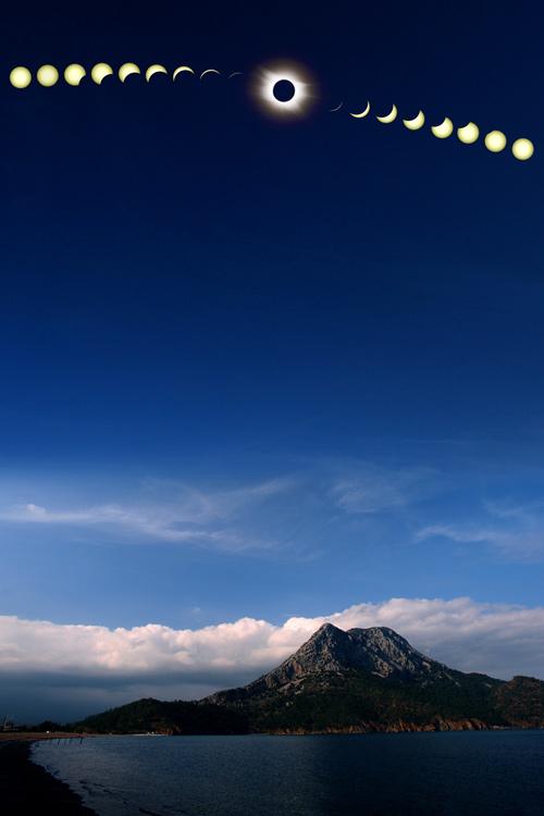 Solar Eclipse-APOD-NASA