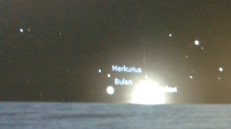 Bulan-matahari 8 Juli 2013-b