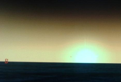 Bulan-matahari 8 Juli 2013