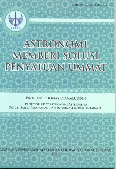 Buku Astronomi Memberi Solusi