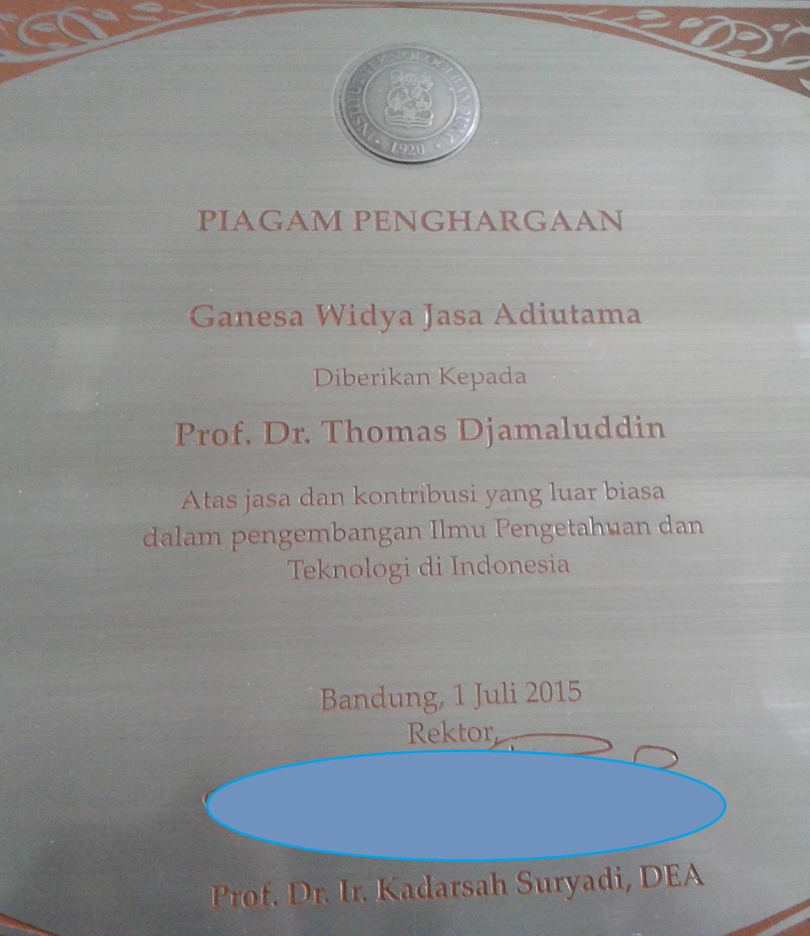 ganesha award 1