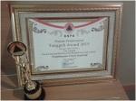 Penghargaan BNPB-LAPAN