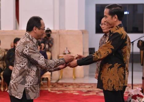 Penghargaan Keterbukaan Informasi Publik