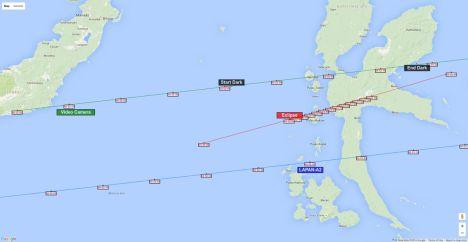 GMT-dari LAPAN A2