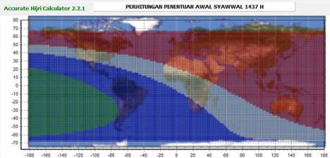 Syawal 1437-1