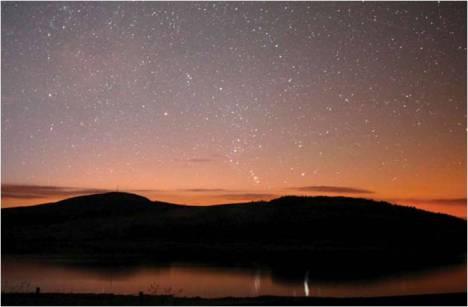 Dark Sky Park Skotlandia