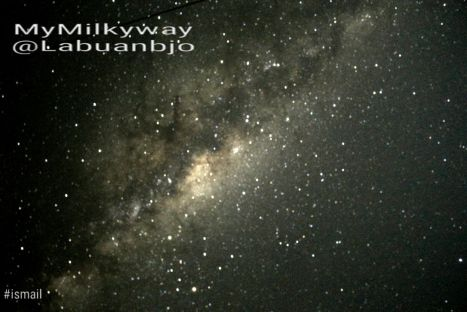 Milky Way - Labuan Bajo - Ismail