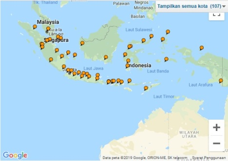 Trip - Indonesia